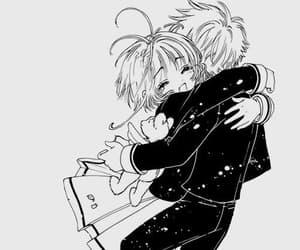 manga, anime, and card captor sakura image