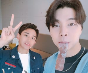 johnny, lucas, and nct image
