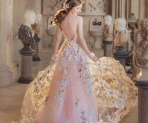 bridal, femininity, and elegant image