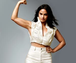 beautiful, riverdale, and camila mendes image