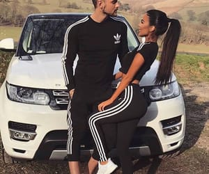 adidas, car, and inspiration image
