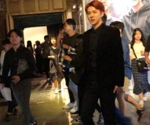 exo, kpop, and oh sehun image