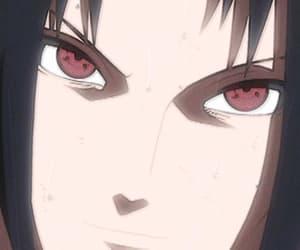 gif, sasuke, and rinnegan image