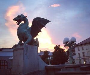 ljubljana, tourist, and slovenia image