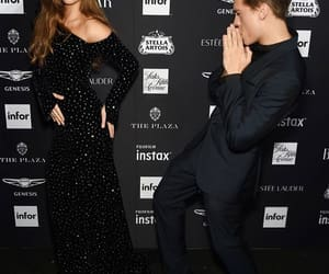 barbara palvin and dylam sprouse image