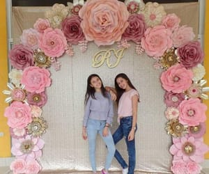 rosa, 15 anos, and xv años image