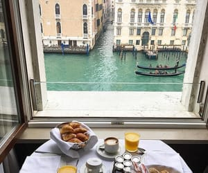 italy, breakfast, and fashion image