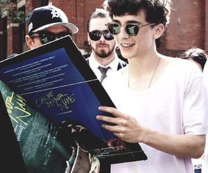 beautiful boy, timothee chalamet, and timmy image