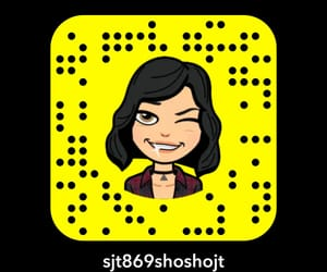 add, follow, and snabchat image