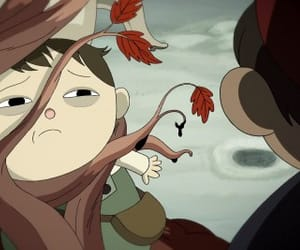 cartoon and over the garden wall image