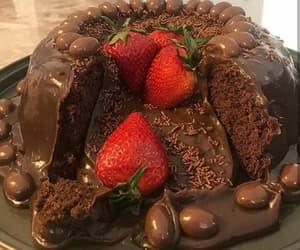 chocolate, food, and postre image
