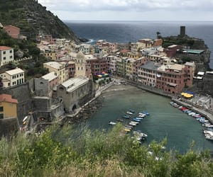 cinque terre, europe, and italy image