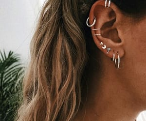 ear, fashion, and outfits image