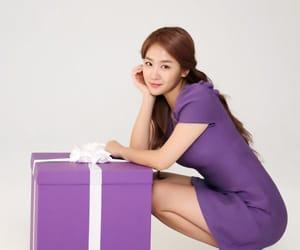 bora, korean, and kpop image