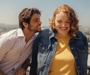 noah centineo, shannon purser, and sierra burgess is a loser image