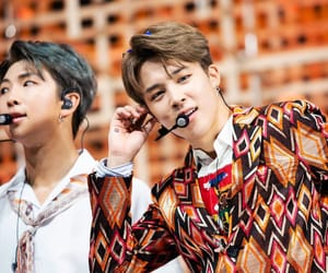 rm, bts, and jimin image