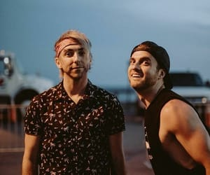 alex gaskarth, band, and all time low image