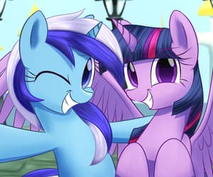 my little pony, ponies, and twilight sparkle image