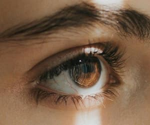 eyes, girl, and beautiful image