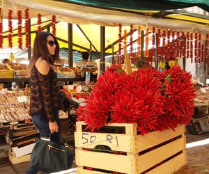 colorfull, market, and italy image
