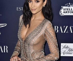 shay mitchell, beauty, and fashion image