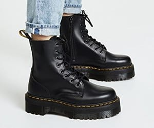 boots, beauty, and dr martens image