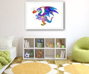 canvas, kids room, and wall art image