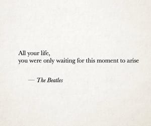 quotes, motivation, and the beatles image