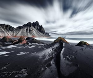 iceland, landscape, and water image