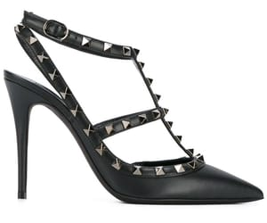 black, Valentino, and shoes image