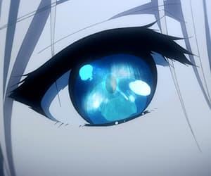 anime, beautiful, and eyes image