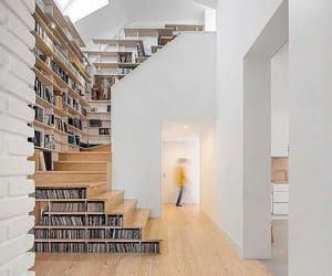 books, home, and house image