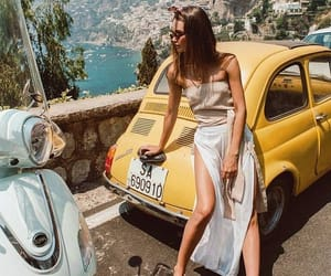 car, fashion, and summer image