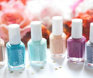 beauty, essie, and nail polish image