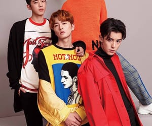 F4, dylan wang, and darren chen image