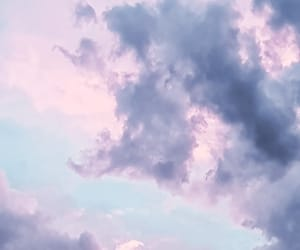 sky and purple image