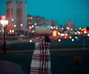beautiful, city, and blanket image
