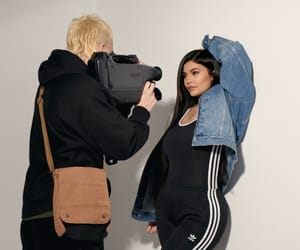 kylie jenner, adidas, and fashion image