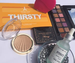 bff, cosmetics, and thirsty image