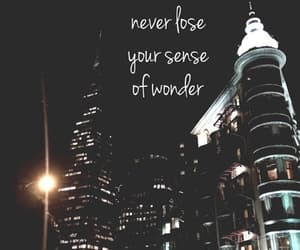wonder, quotes, and city image