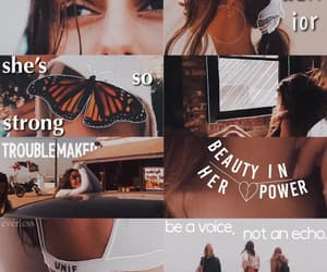aesthetic, percy jackson, and piper mclean image