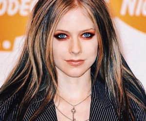 Avril Lavigne, pelo, and belleza image