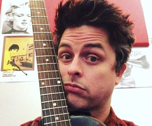 billie, billie joe armstrong, and green day image