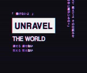 unravel image