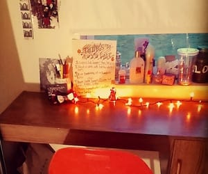 apartment, fall, and Halloween image