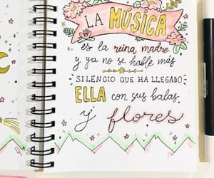 diary, journaling, and lettering image