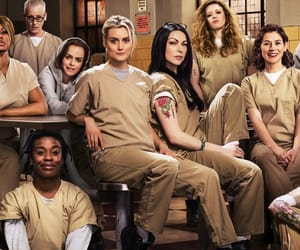 laura prepon, orange is the new black, and taylor schilling image