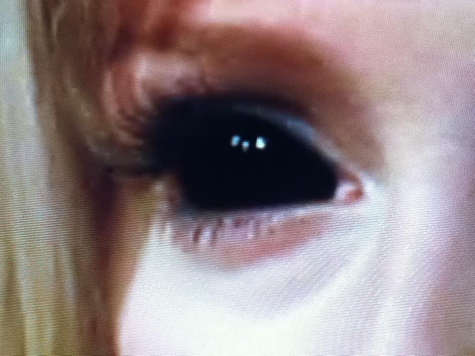 black, black eyes, and eye image