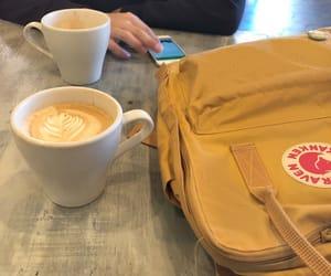 backpack, cafe, and goals image