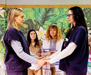 orange is the new black and vauseman image